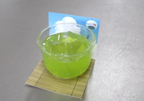 ◆冷茶キャンドル 故人の好物