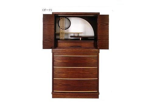 ◆家具調仏壇 蜃気楼 20×36号