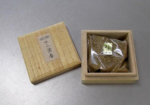 ◇塗香 極品塗香 15g 桐箱入 【玉初堂】