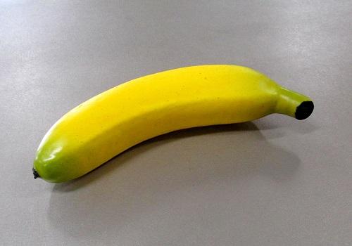 ■くだもの模型 バナナ