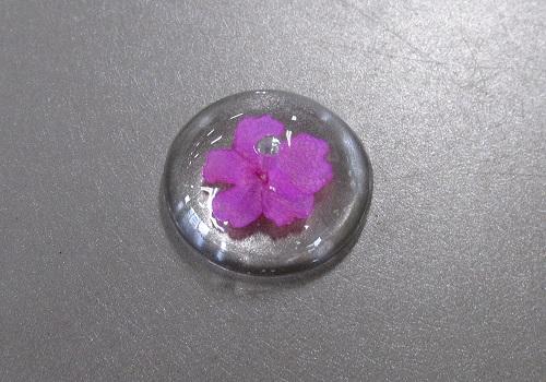 ○お香立て 押し花シリーズ バーベナ