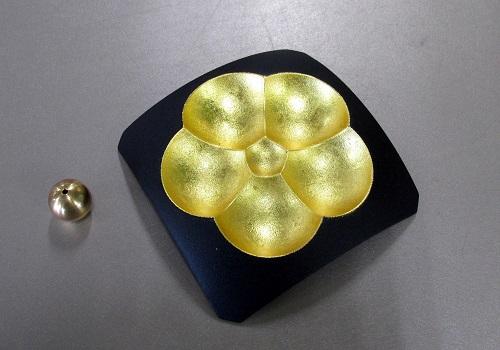 ●UME-MON プレミアムインセンスホルダー 伽羅のお香と南部鉄器の香立てセット