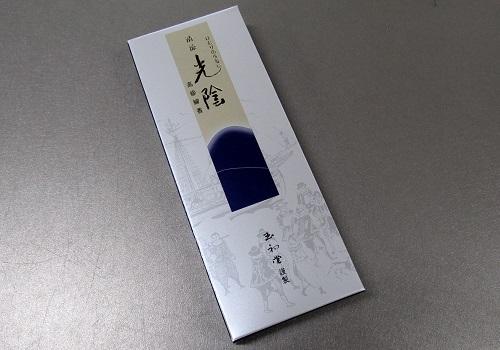 ○煙の少ないお線香 清涼光陰 セレクト15g 【玉初堂】