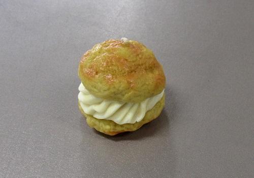 ●ミニスイーツキャンドル シュークリーム 【カメヤマ】