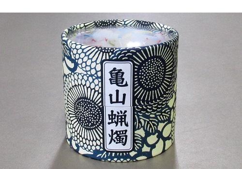 ★亀山五色蝋燭 カメヤマローソク 約300本入 【カメヤマ】