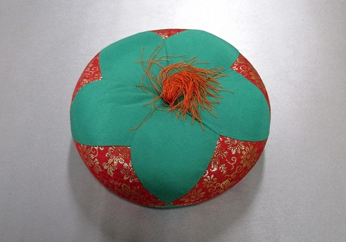 ●丸リン布団 都 7.0号 緑