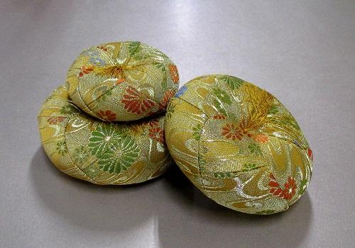 ●丸リン布団 小菊流水綴 3.5号