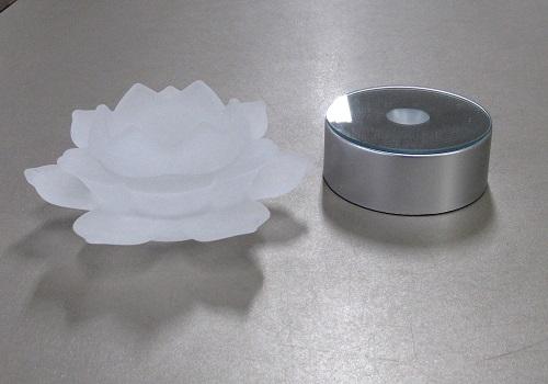 ●浄蓮花セット フロストホワイト
