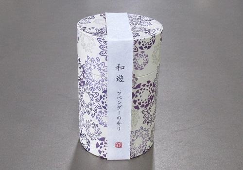 ●和遊 ラベンダーの香り ミニ寸線香 【カメヤマ】