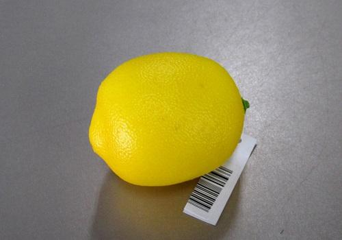 ■くだもの模型 レモン