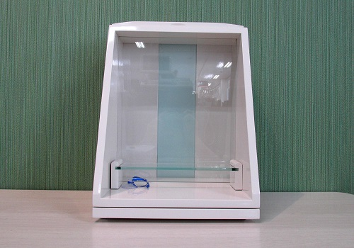 ●家具調 上置仏壇 ミニ仏壇 ホワイト ガラス板