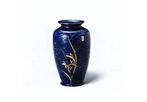 ◇花瓶・花立 美濃焼花瓶 しおさい2号ラン