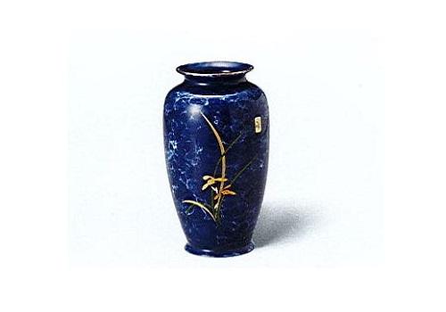 ◇花瓶・花立 美濃焼花瓶 しおさい3号ラン
