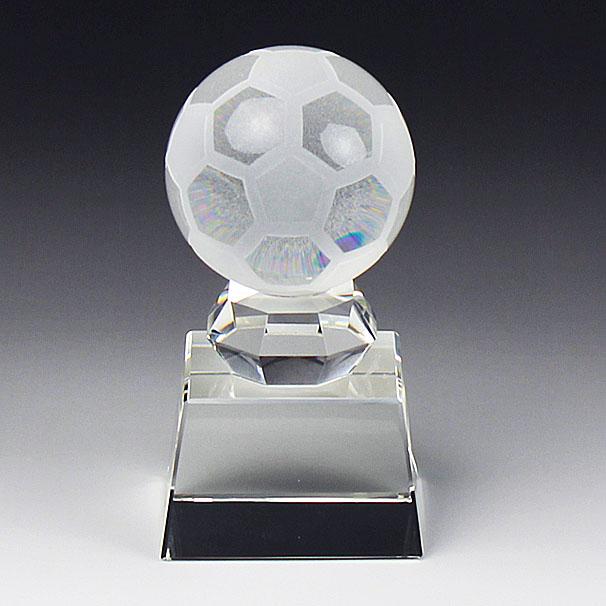 ★SB-1クリスタル SB−1 小 サンド彫刻 地球・ゴルフ・野球・サッカー・バレー・バスケット・テニス