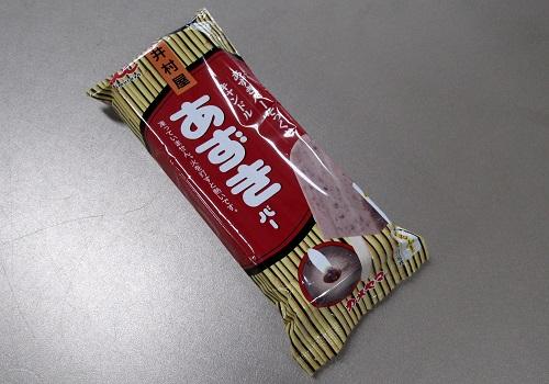 ★井村屋あずきバーキャンドル 故人の好物ローソク 【カメヤマ】