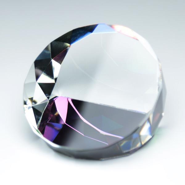 ◆DW-19レインボーダイヤクリスタル DW−19 サンド彫刻