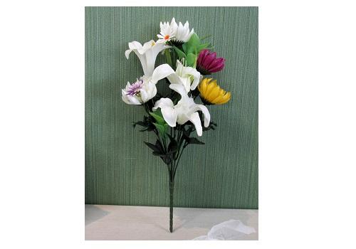 ●プラスチック製造花 プラ仏花ブッシュ