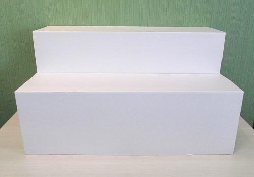 ●紙製 祭壇・後飾り段 二段