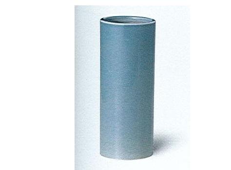 △花瓶 青無地投入 尺0×1ケース(12本入)