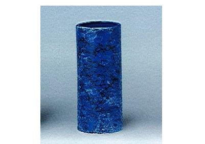 △花瓶・花立 大理石調投入 7.0寸 ブルー×1ケース(30ヶ)