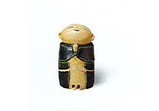 ◇お香立 地蔵香彩器 わらべ