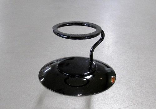 ●現代仏壇用リン台 黒 大 ※在庫処分特価品