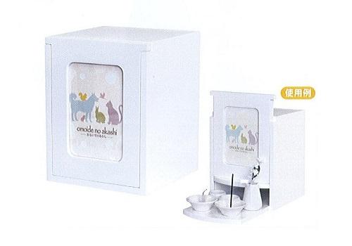 ◇ペットメモリアルBOX  ホワイト