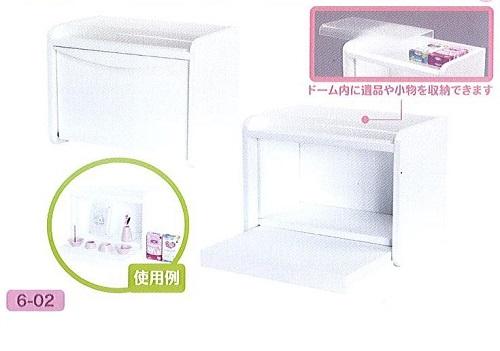 ◇手元供養BOX クリアドーム