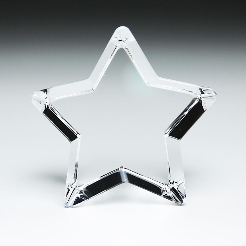 ★DW-21星形クリスタル DW−21 UVカラー印刷