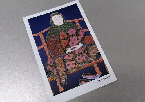 ☆仏画ポストカード H11 伝教大師最澄 ※訳アリ品
