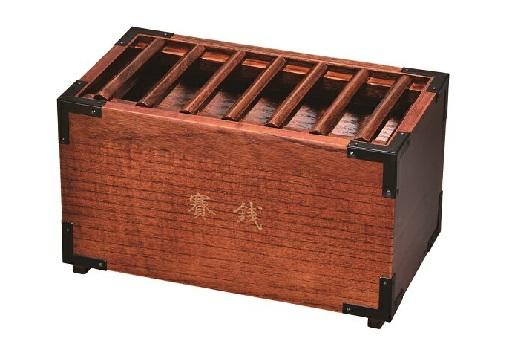 ★木製 賽銭箱 大