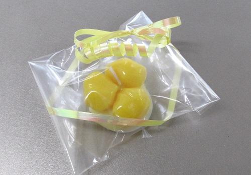 ★和菓子キャンドル 栗きんとん ※訳アリ特価品 【カメヤマ】