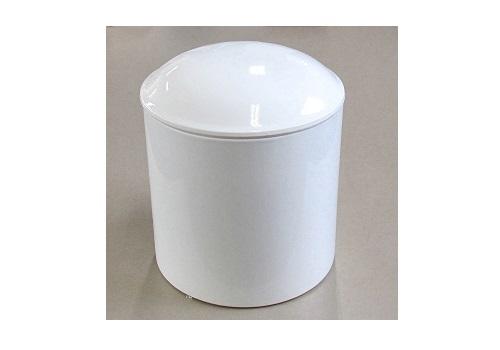 ★骨壺・骨壷 白上骨カメ 6.0寸 ※在庫処分特価品