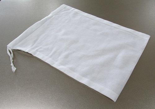 ●納骨袋 無地 木綿骨袋(サラシ) ×20枚