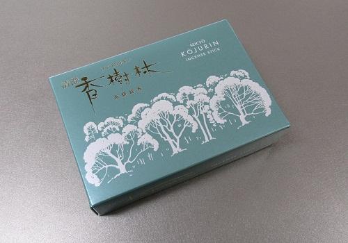 ●煙の少ないお線香 清澄香樹林 大バラ 【玉初堂】 ×30箱