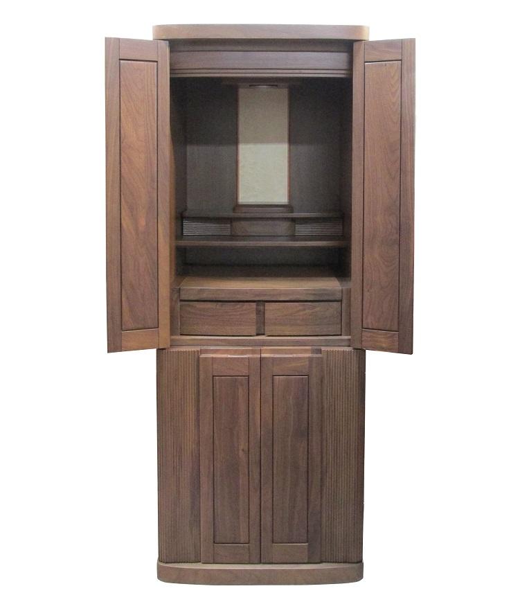 ◆家具調仏壇 ポーレ 台付 16号