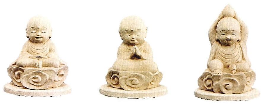★仏像 童地蔵