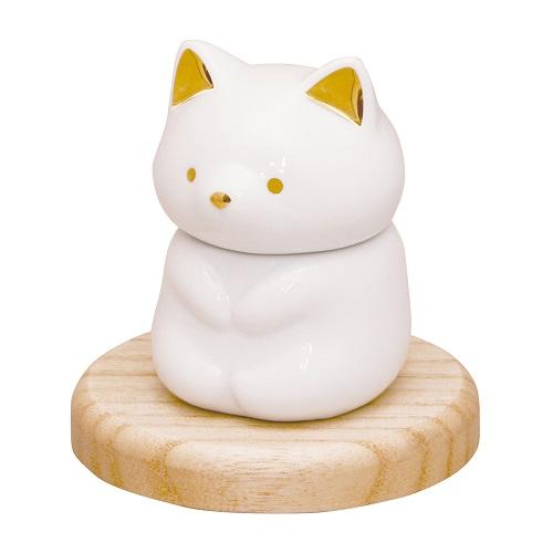 ★ペット骨壺 永遠の愛 立耳犬 57-101