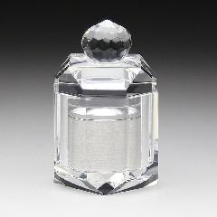 ★TH-1ガラスミニ骨壺 手元供養 TH−1 アルミケース付