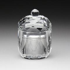 ◆TH-3ガラスミニ骨壺 手元供養 TH−3 アルミケース付