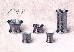 ★きさらぎ プラチナ 5点セット (陶器製)