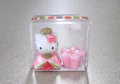 ◆ハローキティ ひな祭りキャンドル おひなさま