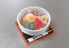 ●盛岡冷麺キャンドル 故人の好物ローソク 【カメヤマ】