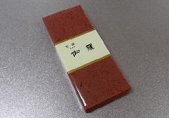 ■有煙線香 風韻伽羅 約40本入 【みのり苑】