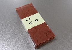 ★有煙線香 風韻沈香 約45g入 【みのり苑】