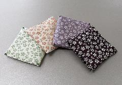 □角リン布団 日和 3.0号 薄紫
