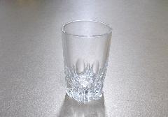 ●ガラスコップ 無地 中