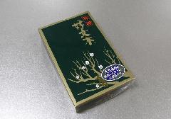 ■有煙線香 特選好文木 短寸平型バラ 【梅栄堂】