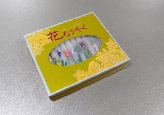 ◆絵ローソク 花ろうそく 12本入