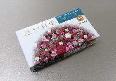 ★煙の少ないお線香 花かおり ローズ 220本入